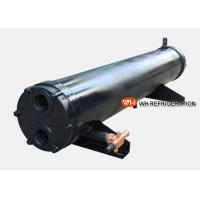 Buy cheap Water Cooled Type Shell And Tube Condenser For Air Conditioning Unit from wholesalers
