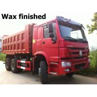Buy cheap Diesel Fuel Type Heavy Duty 40 Ton Dump Truck With Carbon Steel Heavy Bucket from wholesalers