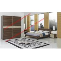 Buy cheap Fasthotel Furniture bedroom suite by queen size bed and dresser with mirror product