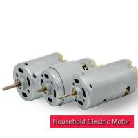 Buy cheap 27.7mm Household Electric Motors 12v 24v RS 360 380 390 Micro DC Motor from wholesalers