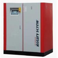 Buy cheap 40 Bar Red Piston High Pressure Air Compressor 6 M3/min Output For Blow Molding from wholesalers