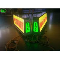 Buy cheap P8 Full Color Car LED Sign Display with High Definition , Car Led Sign Screen from wholesalers