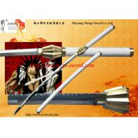 Buy cheap New bleach anime sword Zaraki Kenpachi Zanpakuto Anime Sword and cartoon sword used for cosplay show from wholesalers