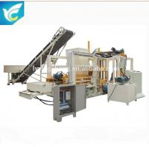 China QT4-18 Hydraulic bricks making machine lowest price on sale