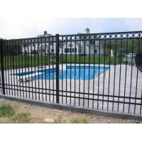 Buy cheap 1.8mx2.4m Heavy duty commercial garrison fencing for Australia from wholesalers