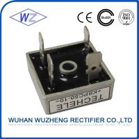 Buy cheap 35A 1000V KBPC3510 Diode Silicon Bridge Rectifier from wholesalers