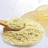 Buy cheap high quality freeze dried lemon powder factory price/high quality lemon flavor powder from wholesalers
