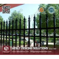Buy cheap Decorative Metal Railing Fence from wholesalers