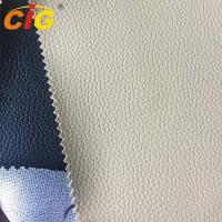 Buy cheap Multi Colored PVC Artificial Leather For Sofa / Bags / Shoes 0.5mm To 1.0mm Thickness from wholesalers