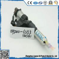 Buy cheap ERIKC common rail injector 095000-6353, denso fuel injector 095000-6353, common rail injector 095000-6353 from wholesalers