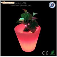 Buy cheap LED garden pot from wholesalers