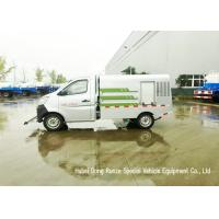 Buy cheap Mini High Pressure Washing Truck For Road Washing and Jetting Sewer 1000 Liters from wholesalers