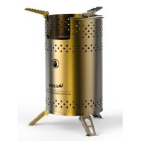 Buy cheap usb biomass camping stove Durable camping wood/biomass stove - hot selling power bank from wholesalers