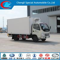 Buy cheap Footon 4*2 Mobile Food Truck from wholesalers