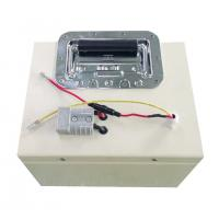 China 60V 30Ah Motorcycle Lithium Battery , LiFePO4  Lithium - Ion Battery Pack on sale