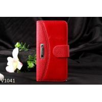 Buy cheap Wallet Case for iPhone 5S/5G PU Leather Cover Wholesale from wholesalers