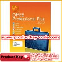 Buy cheap Microsoft Office Product Key Codes, Hot selling Office 2010 Professional Plus FPP Key from wholesalers