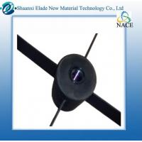 Buy cheap MMO titanium vane anode for cathodic protection from wholesalers