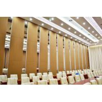 Buy cheap Decorative Soundproof Classroom Wall Partitions With Sliding Door Melamine Surface from wholesalers
