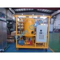 Buy cheap Hot Sale Portable Transformer Oil Centrifuging Machine from wholesalers