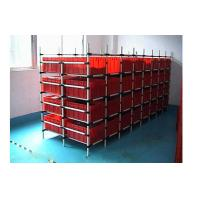 Buy cheap Eco-Friendly Flexible Warehouse Storage Shelving For Industrial Storage from wholesalers