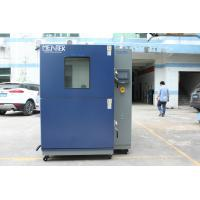 Buy cheap Vertical Type Two Zone  Thermal Shock Chamber With Basket Transition product