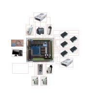 CNC Interface Board For Stepper Motor Controllers With Dual Control Interface