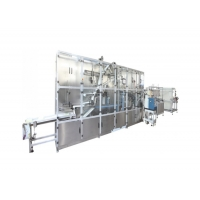 Buy cheap Automatic Nonwoven Disposable Bed Sheet Folding Machine from wholesalers