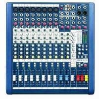 Buy cheap Audio Mixer, +48V Phantom Power for Condenser Microphones from wholesalers