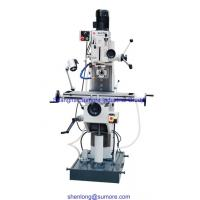 Buy cheap universal vertical and horizontal milling & drilling machine product
