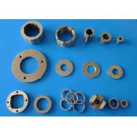 High Magnetic Cast Alnico Magnet , Ring Magnets for Printer Roller