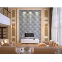 Buy cheap Fashion Modern Wood 3D Living Room Wallpaper for Home Wall / Wall Art 3D Wall from wholesalers