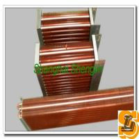 Buy cheap 7.94mm Diameter Copper Tube Copper Fin Heat Exchanger , Cooling System Condenser from wholesalers