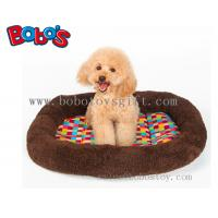 Buy cheap China Factory Made Plush Pet Mat Pet Bed For Dog Cat Puppy from wholesalers
