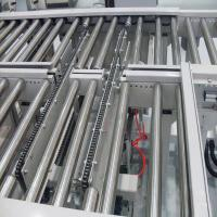 Buy cheap Chain transfer conveyor with pneumatic cylinder from wholesalers