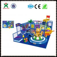 Buy cheap Indoor commercial playground equipment used kids indoor playground equipment sale QX-106B from wholesalers