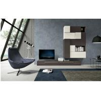 Buy cheap Home Interior Modern Low Profile TV Stand Painted Finish Optional Dimensions from wholesalers