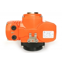 Buy cheap 110VAC NEMA 4 4X 10000 Times Explosion Proof Valve Actuator from wholesalers