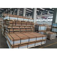 Buy cheap 3000 series aluminum alloy sheet 3105 3003 3A21 alumal plates with PVC for construction from wholesalers
