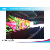 Buy cheap 1000 Nits Brightness Indoor LED Display Board 2K Super Clear Paper Thin Video Wall from wholesalers
