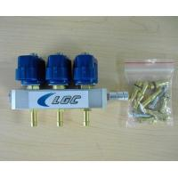 Buy cheap LPG/CNG 3cyl Rail Injector for sequential injection system from wholesalers