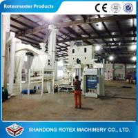 Buy cheap Rice Husk Rubber Wood Sawdust Pellet Machine For Biomass Pellet from wholesalers