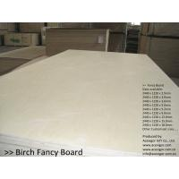 Buy cheap Birch Fancy Plywood 1220 x 2440mm from wholesalers