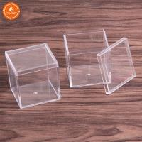 Buy cheap Safe Exquisite Custom Acrylic Box , Clear Acrylic Box Apply To Baby from wholesalers