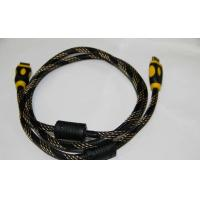 Buy cheap High Speed HDMI Cable of Customized Premium HDMI Cable , Ultra HDMI Cable With Long Lifetime from wholesalers