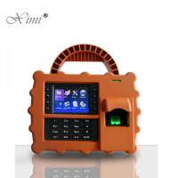 Buy cheap GPRS WIFI S922 Biometric Time Attendance Machine Built In Backup Battery from wholesalers