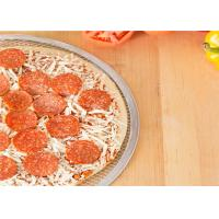 Buy cheap FDA Stainless Steel Barbecue Grill Netting Screen / Mesh Pizza Trays Free Sample from wholesalers