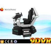 Buy cheap Adults Car Electronic 9d VR Cinema Virtual Reality Go Kart Racing Game Entertainment from wholesalers