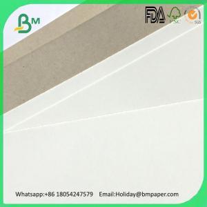 Buy cheap Coated Duplex Board Grey Back 700 x 1000mm Carton Box Use Grey Chip Board product