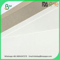 Buy cheap Wholesale grade AA 300gsm two side coated Duplex Board with White Back product